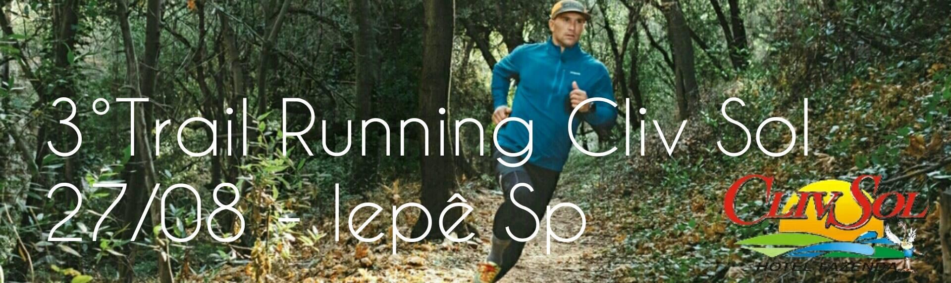 3º Trail Running Cliv Sol