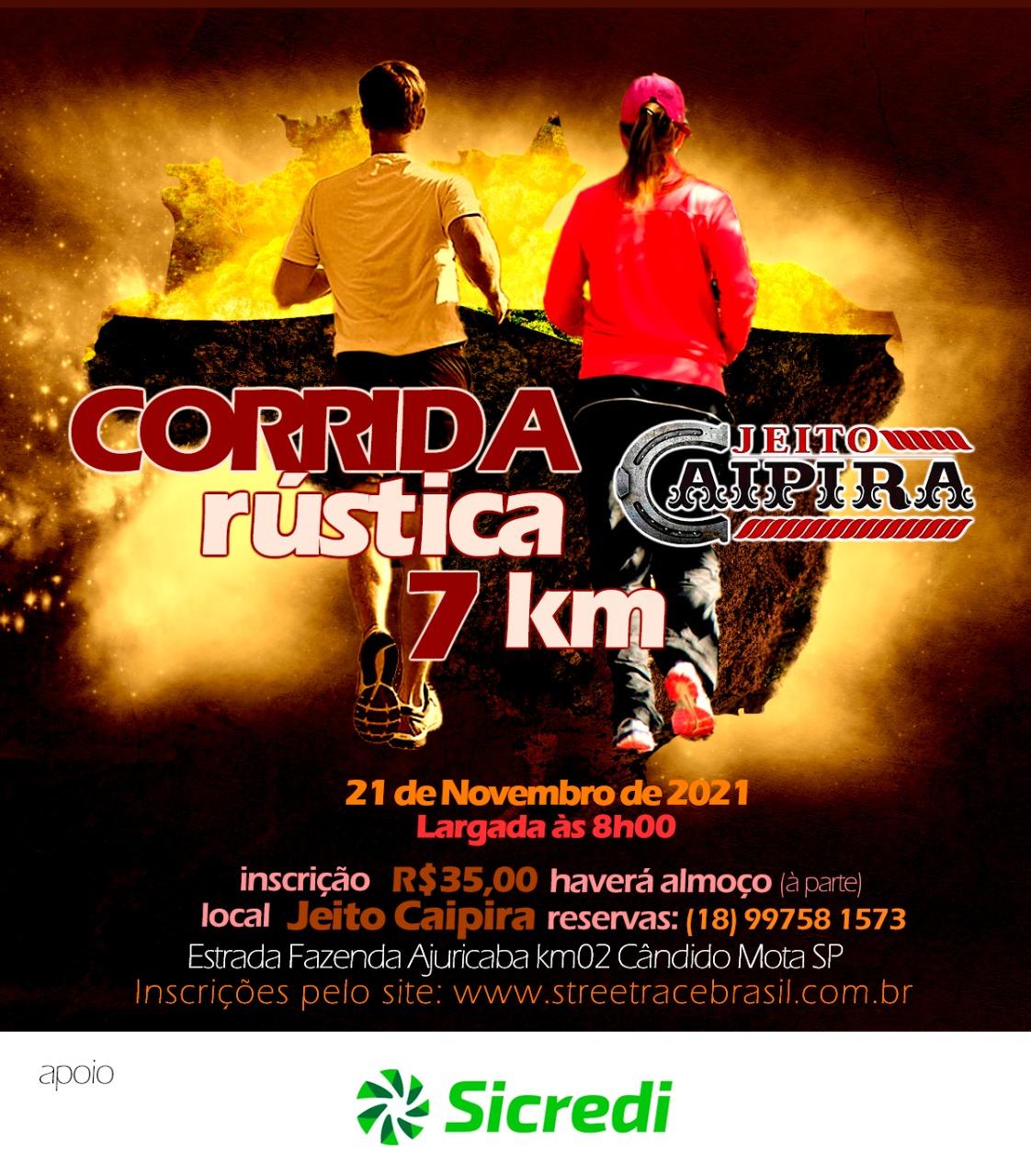 CORRIDA RÚSTICA JEITO CAIPIRA