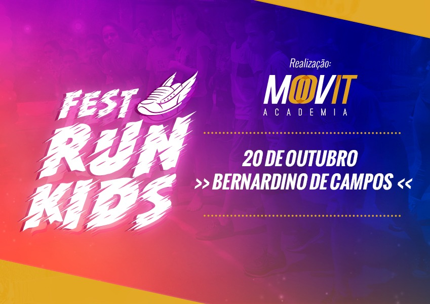 1º BERNARDINO KIDS RUN 2019
