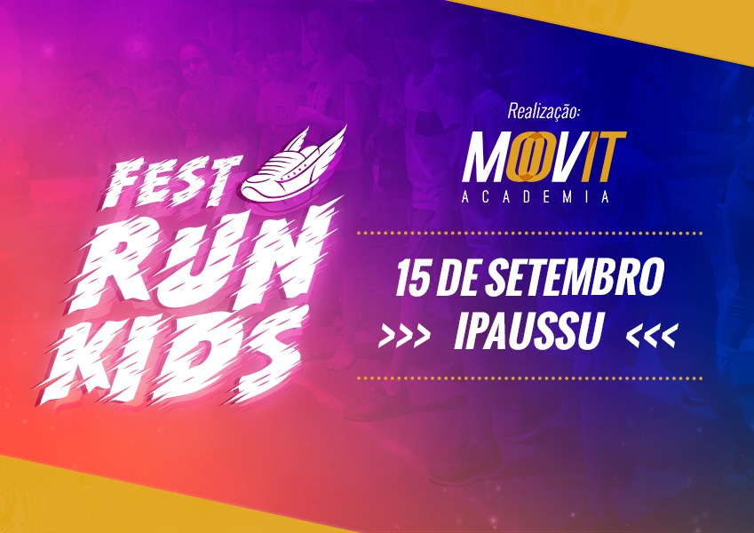 1º IPAUSSU KIDS RUN 2019