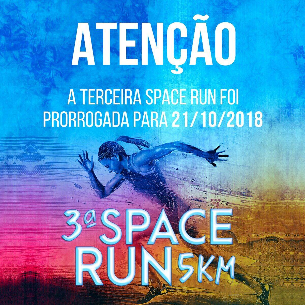 3º SPACE RUNN