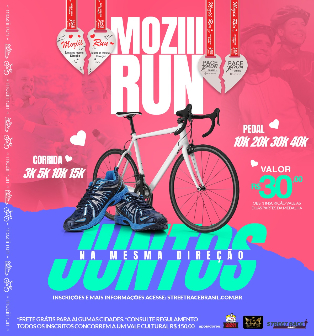 CORRIDA VIRTUAL – MOZIII RUN