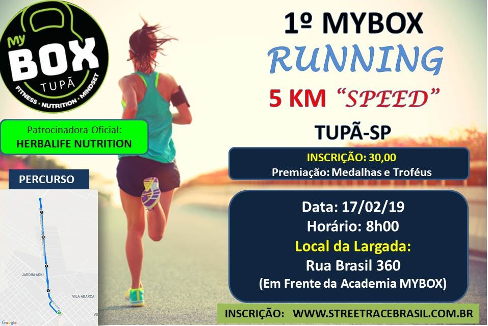 1º MYBOX RUNNING