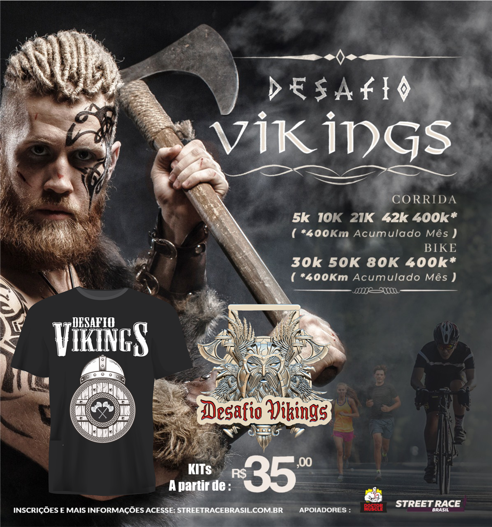 DESAFIO VIKINGS -RUN 2
