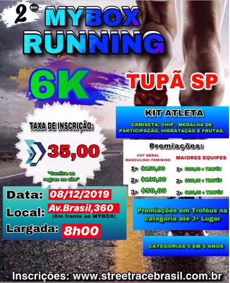 2º MYBOX RUNNING
