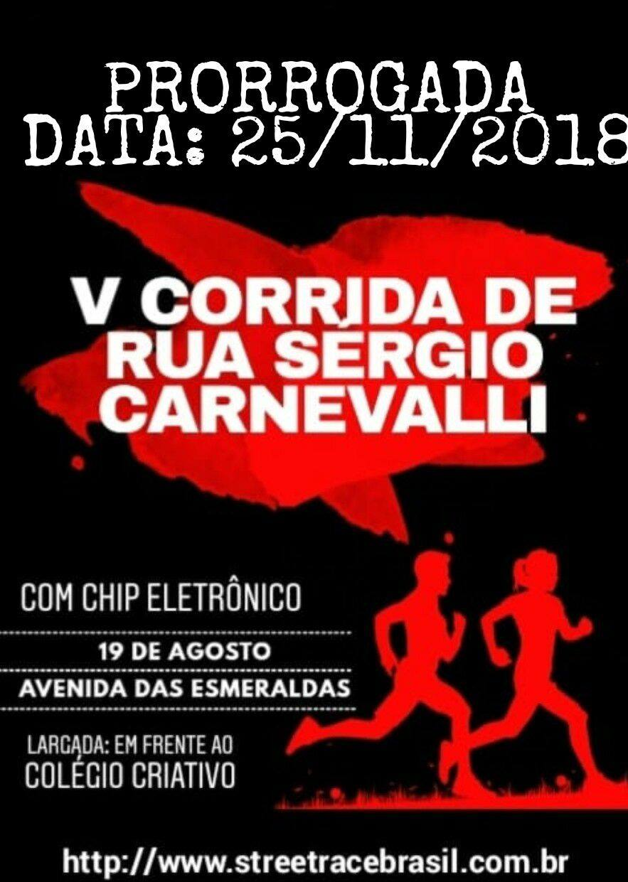 5ª CORRIDA SERGIO CARNEVALLI